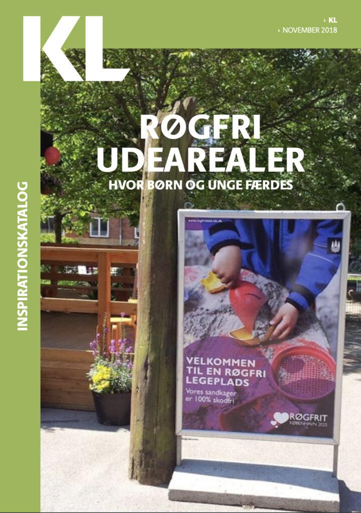 Pjece Røgfri udearealer fra cancer.dk